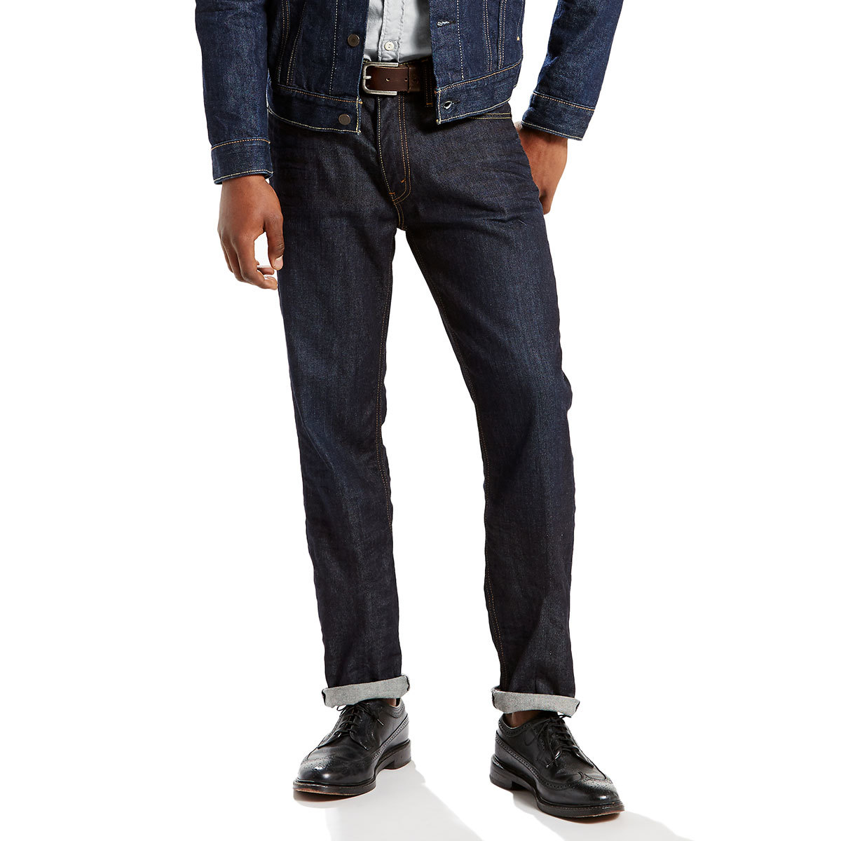 Levi's Men's 541 Athletic Fit Jeans - Blue, 38/30