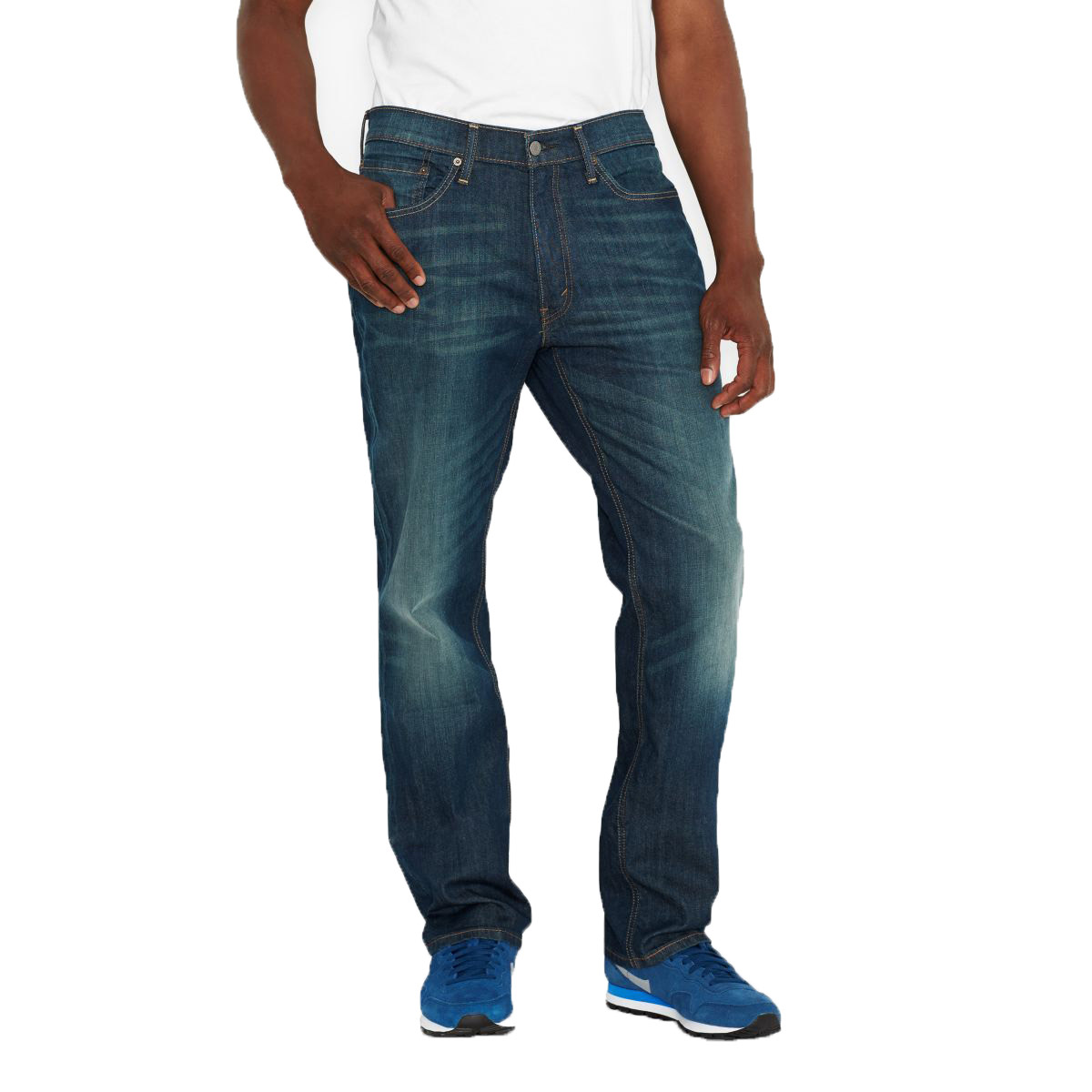 Levi's Men's 541 Athletic Fit Jeans - Blue, 42/30