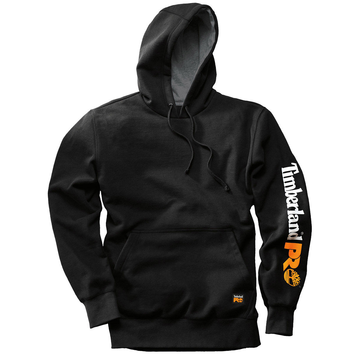 Timberland Pro Men's Hood Honcho Pullover Hoodie - Black, L