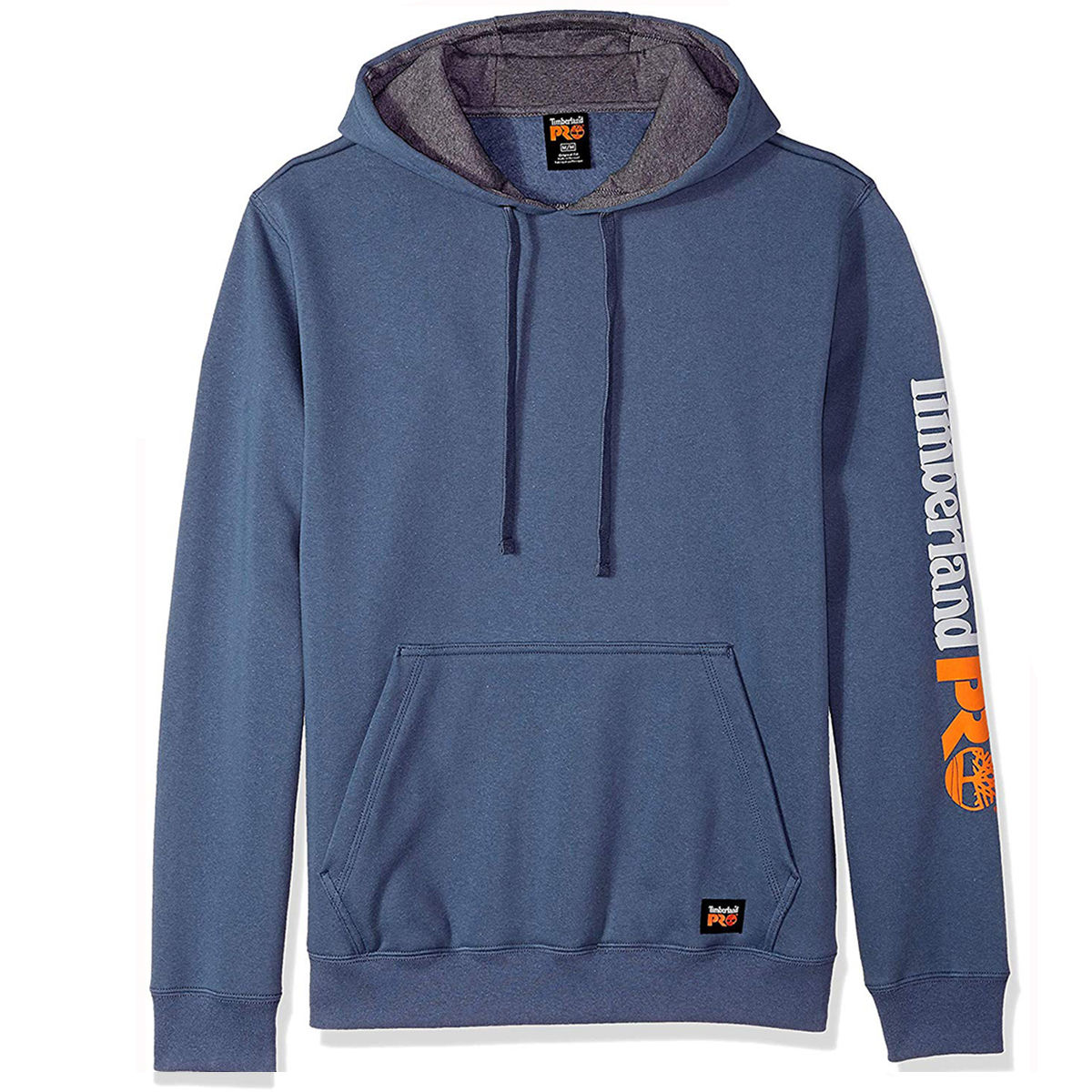 Timberland Pro Men's Hood Honcho Pullover Hoodie - Blue, L