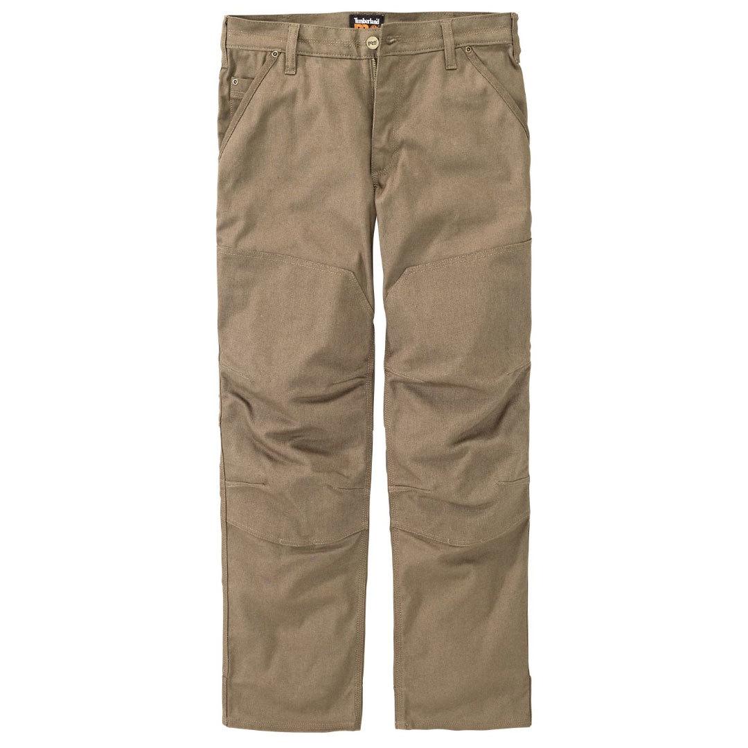Timberland Pro Men's Gridflex Canvas Work Pants - Brown, 34/30