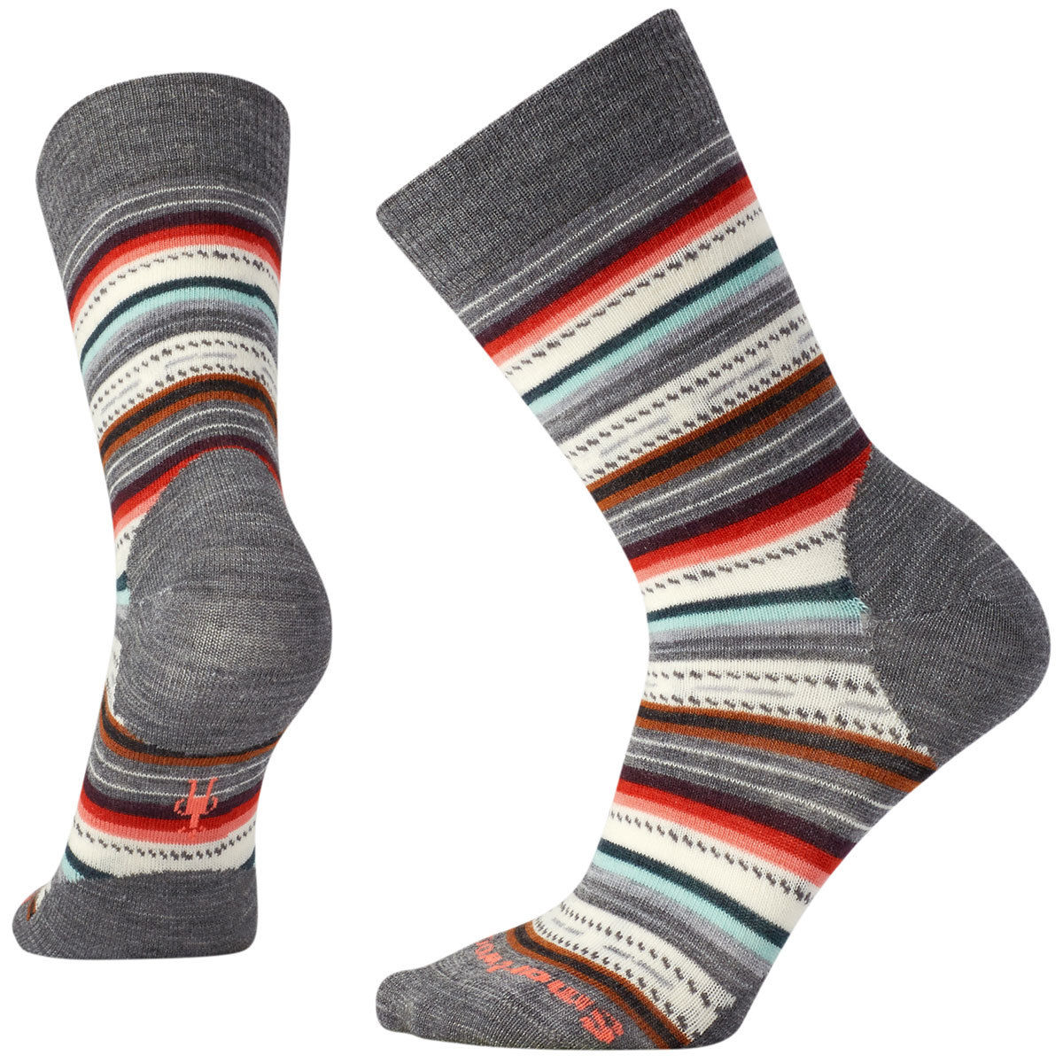 Smartwool Women's Margarita Socks - Black, M