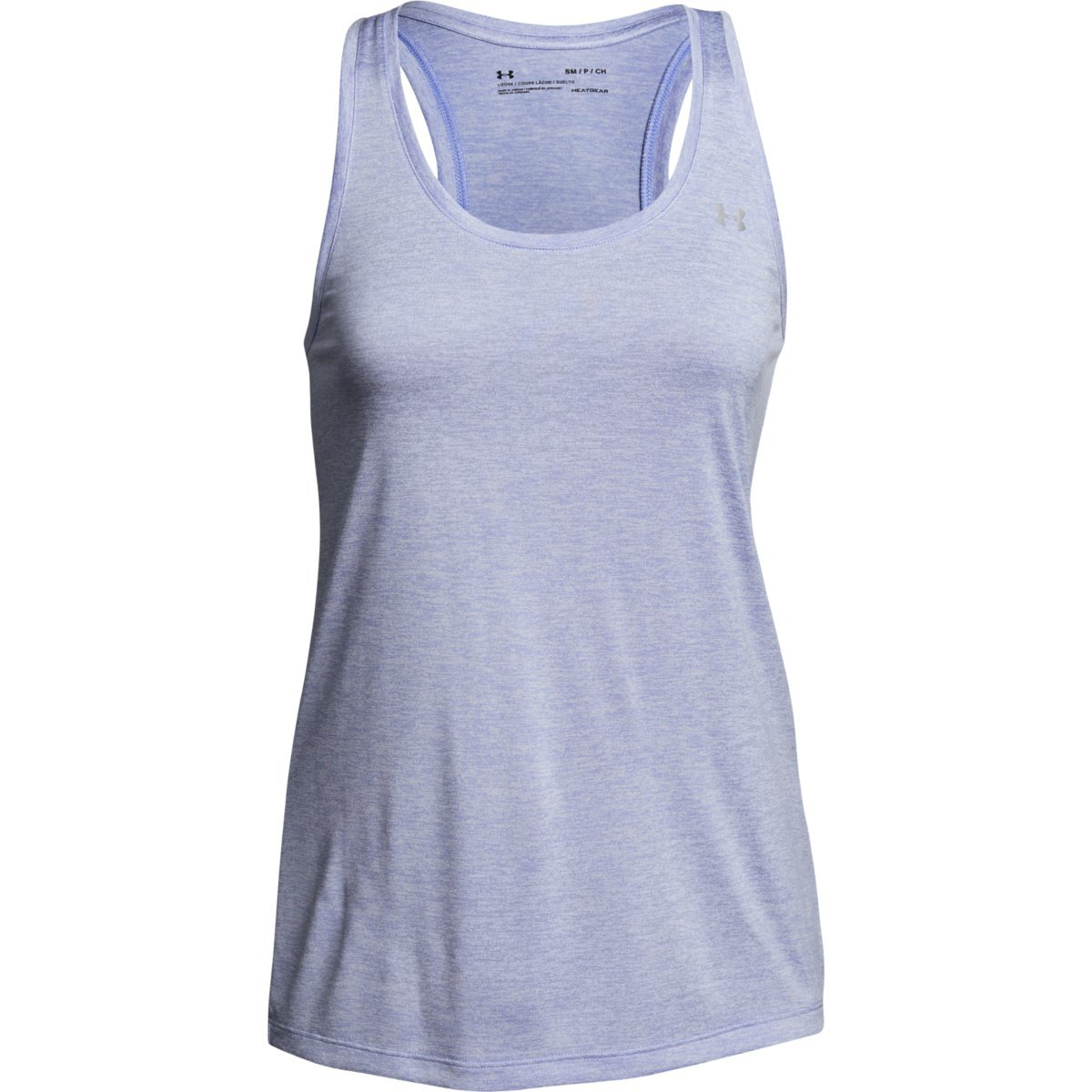 Under Armour Women's Twist Tech Tank - Blue, L
