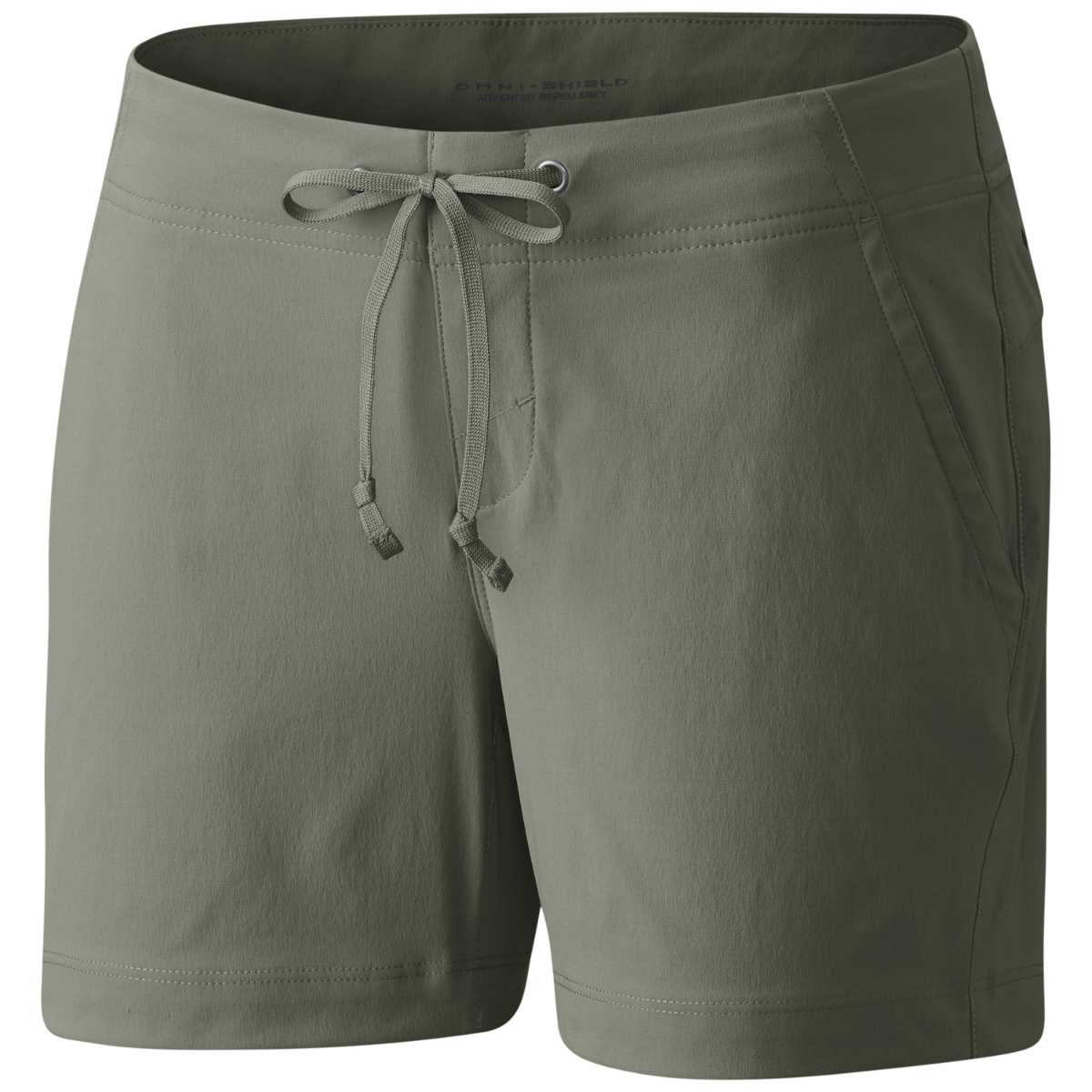Columbia Women's Anytime Outdoor Shorts - Green, 12