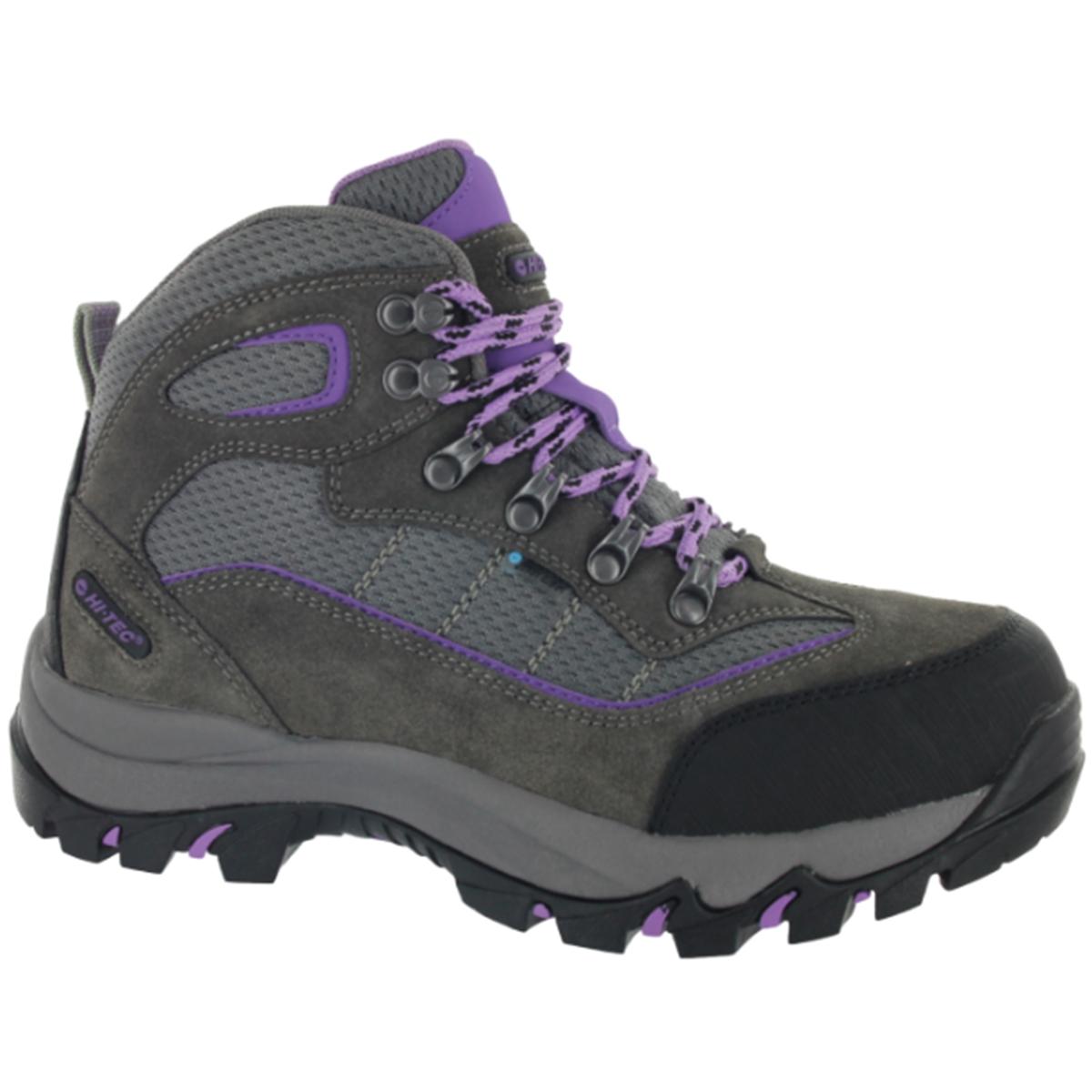 bardzo popularny buty do biegania wylot online HI-TEC Women's Skamania Mid Waterproof Hiking Boots