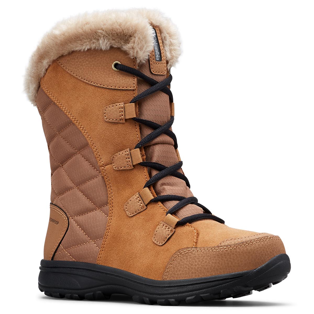 Columbia Women's Ice Maiden Ii Boots - Brown, 6