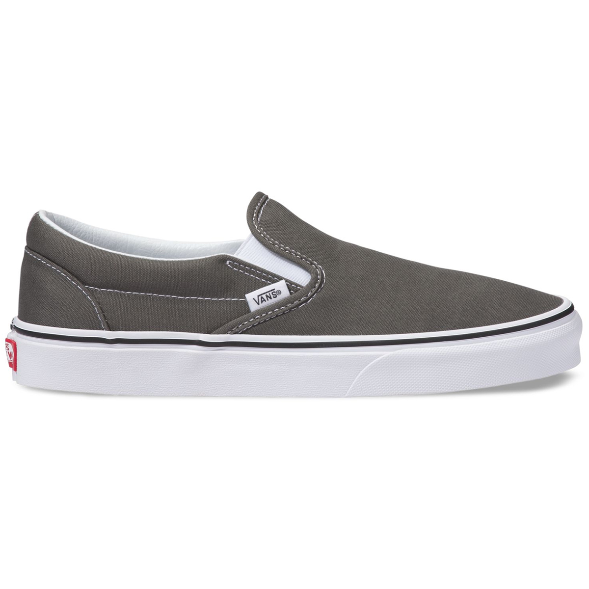 Vans Unisex Classic Slip-On Shoes - Black, 11.5