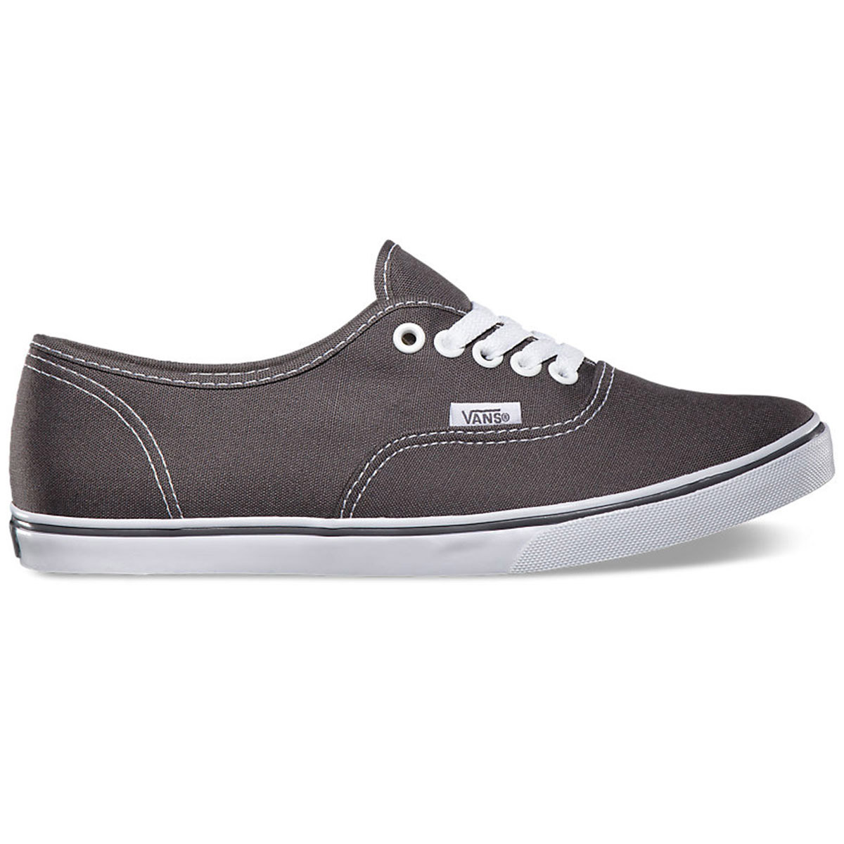 Vans Unisex Authentic Lo Pro Shoes - Black, 10