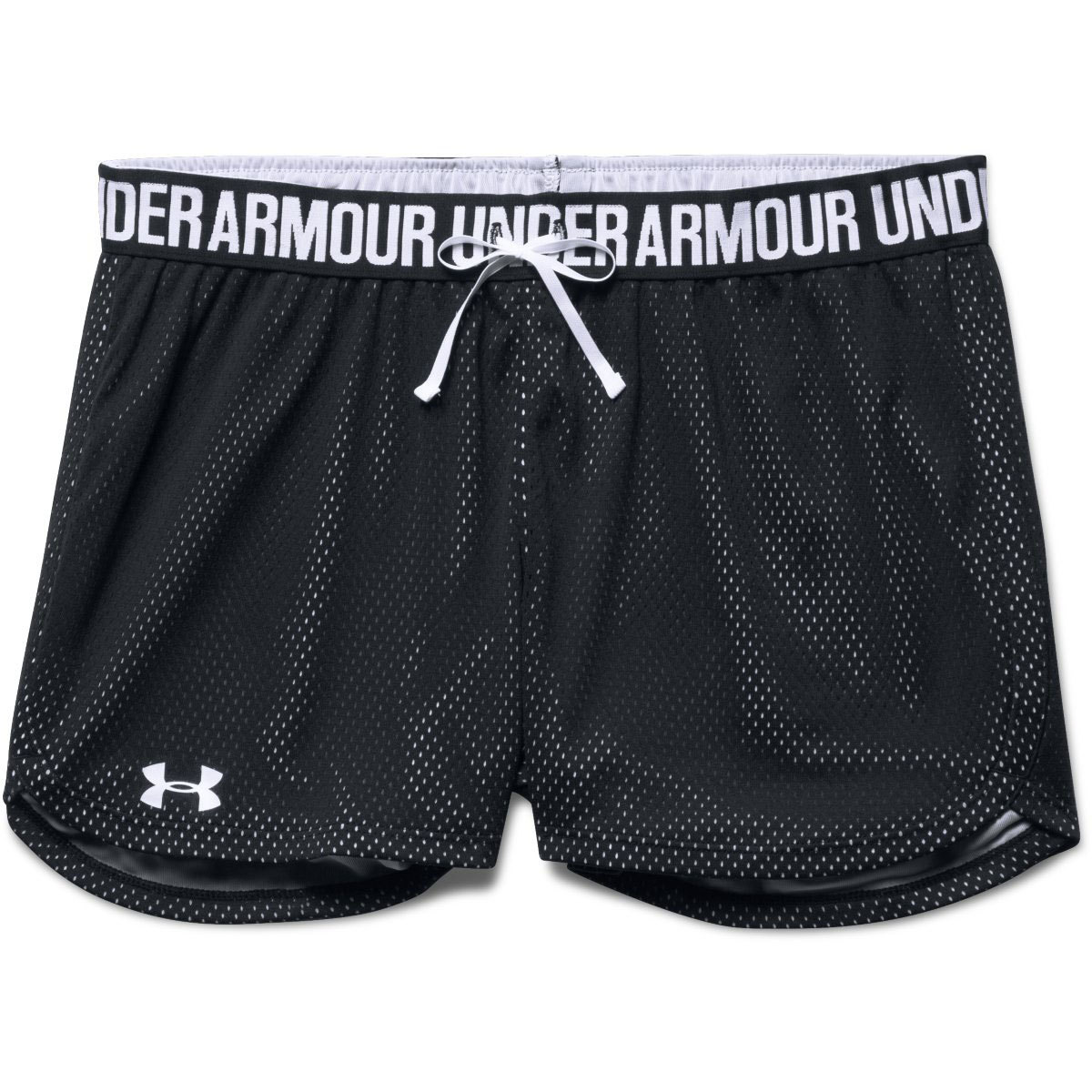 sells attractive fashion 100% genuine UNDER ARMOUR Women's Play Up Mesh Shorts - Bob's Stores