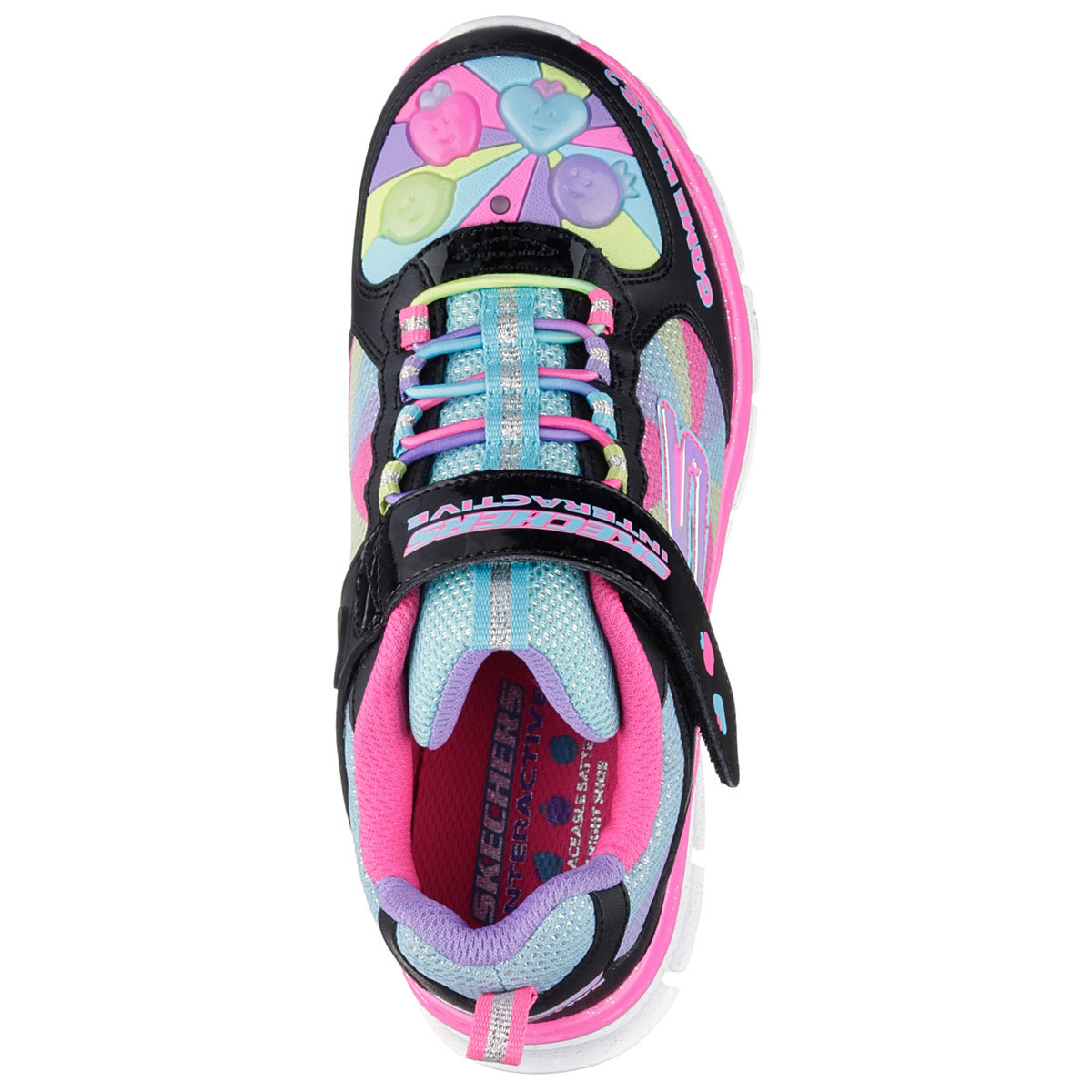 Skechers Girls Game Kicks Ii Juicy Smash Shoes Bob S Stores
