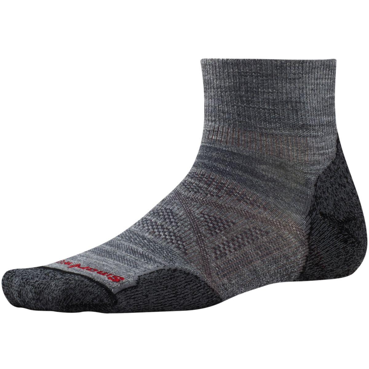 Smartwool Men's Phd Outdoor Light Mini Socks - Black, XL