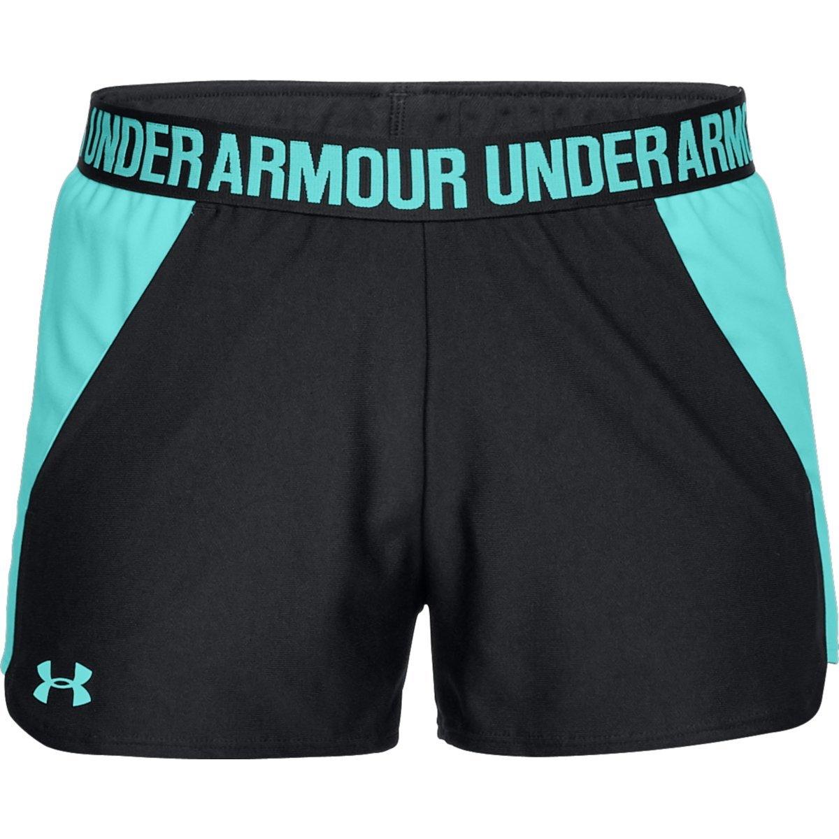 Under Armour Women's Play Up Shorts - Black, L