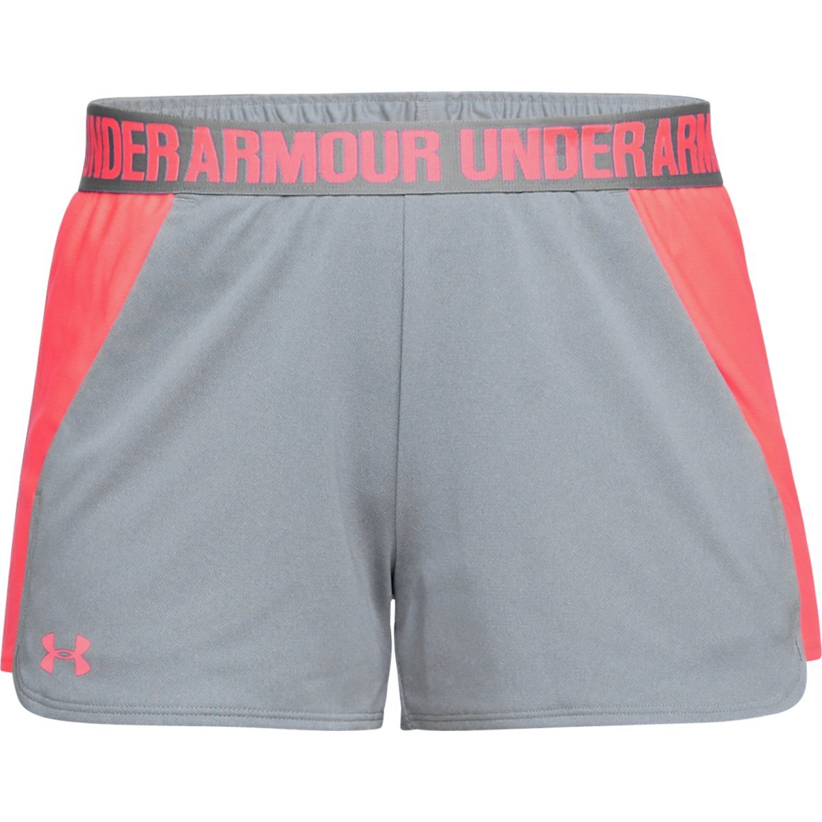 Under Armour Women's Play Up Shorts - Black, S