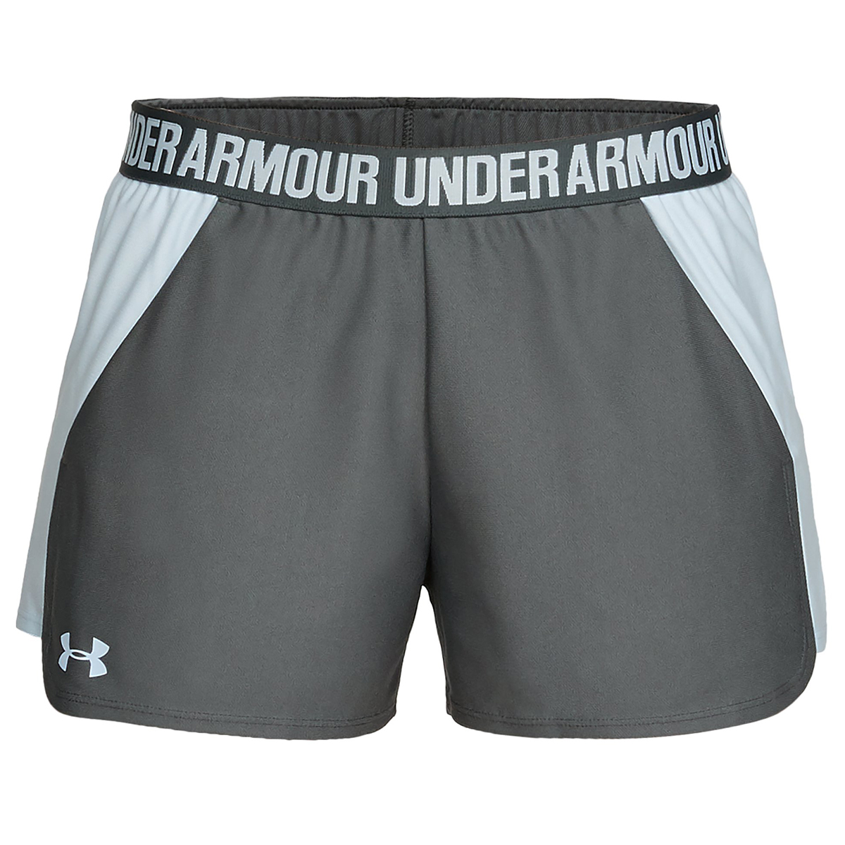 Under Armour Women's Play Up Shorts - Black, M