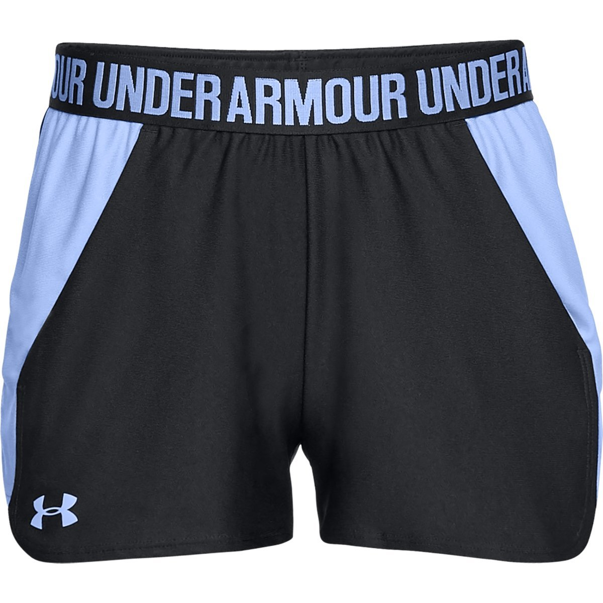 Under Armour Women's Play Up Shorts - Blue, L
