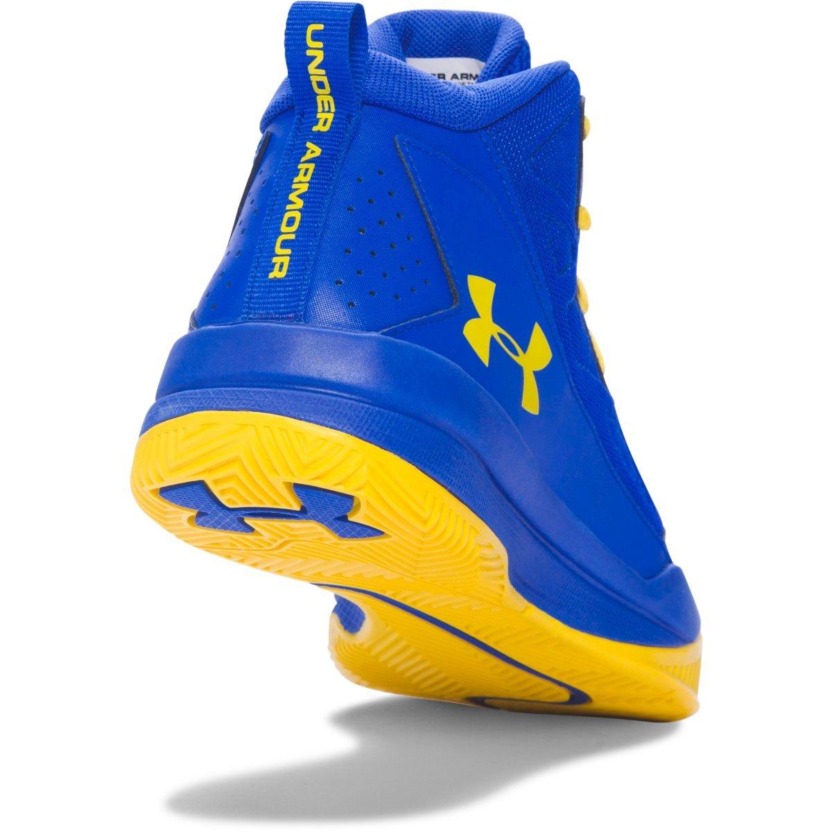 UA Jet Mid Basketball Shoes