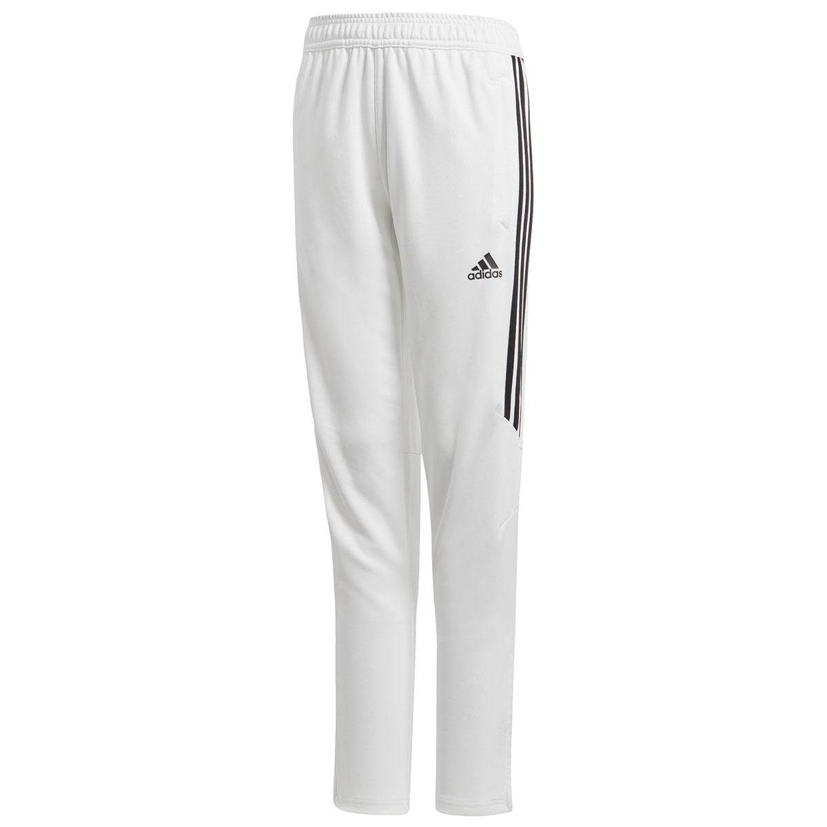 Adidas Boys' Tiro 17 Training Pants - White, XL