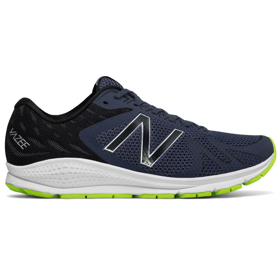 New Balance Men's Vazee Urge Running Shoes - Black, 9