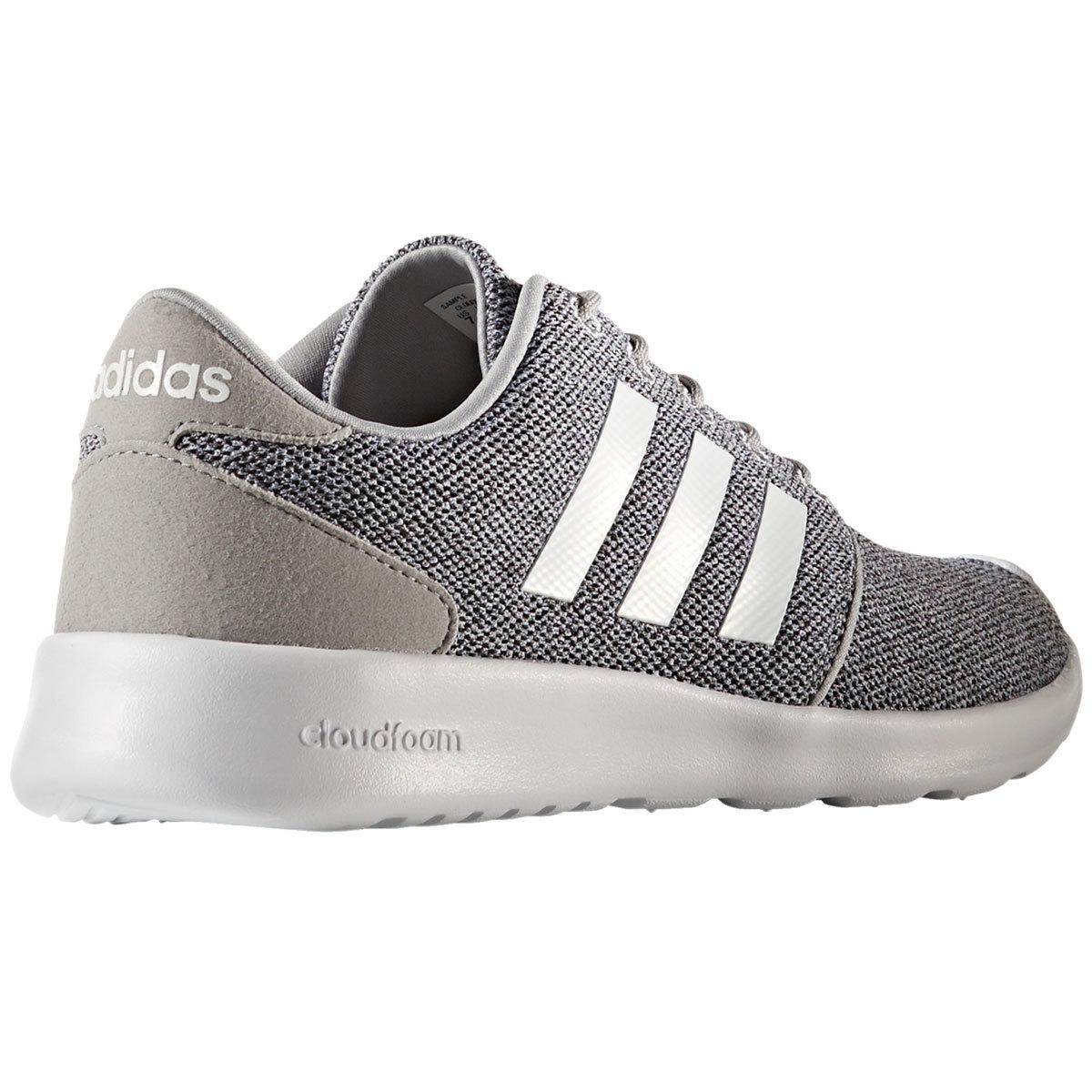 adidas cloudfoam qt racer gray