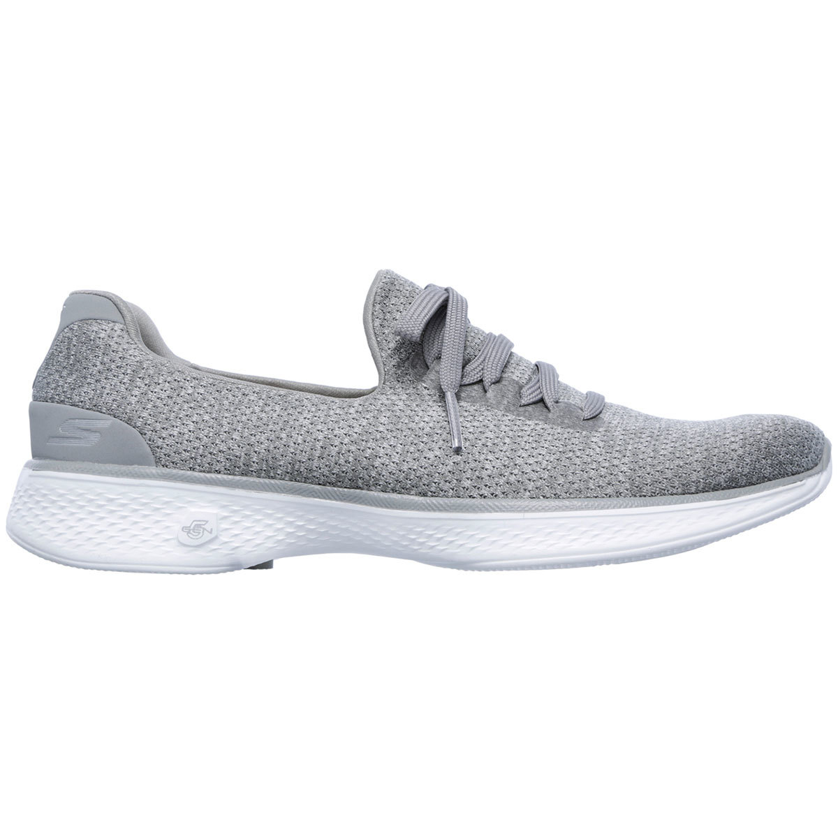 Comfort Walking Shoes, Grey