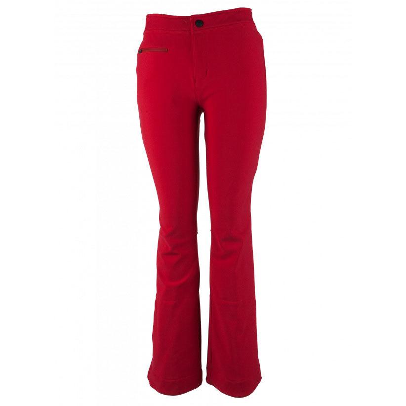 Obermeyer Women's Bond Ii Ski Pants - Red, 8/S