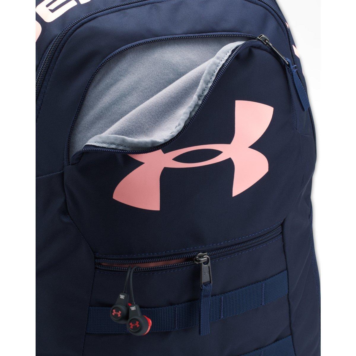 ecab7ced3e UNDER ARMOUR Big Logo 5.0 Backpack - Bob's Stores