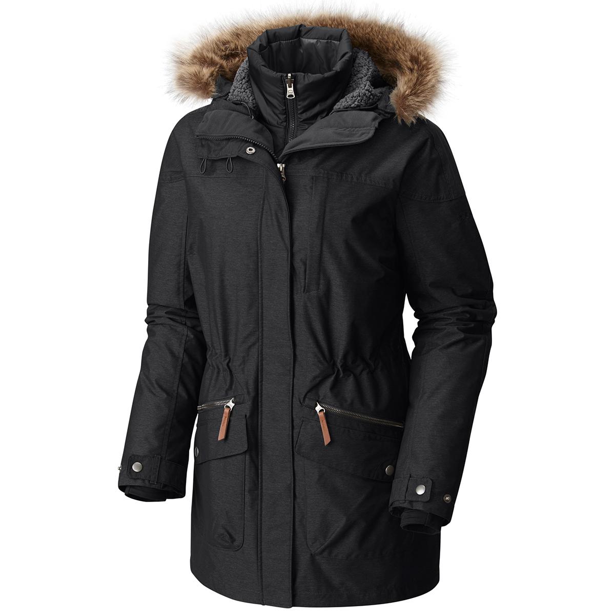 Columbia Women's Carson Pass Ic Jacket - Black, XS