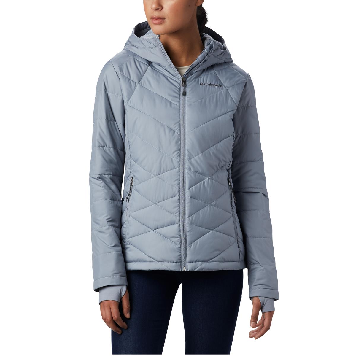 Columbia Women's Heavenly Hooded Jacket - Black, S