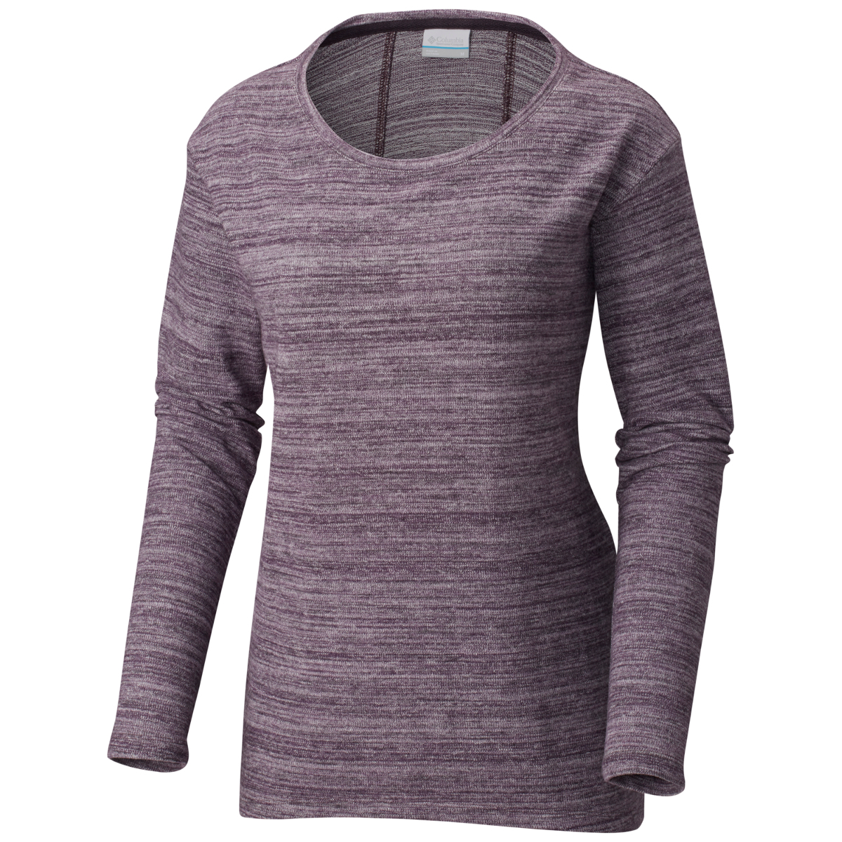 Columbia Women's By The Hearth Sweater - Purple, S