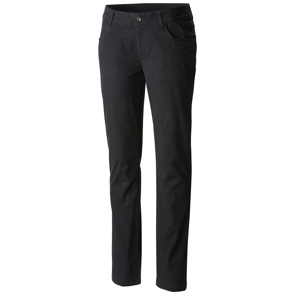 Columbia Women's Sellwood Pants - Black, 10