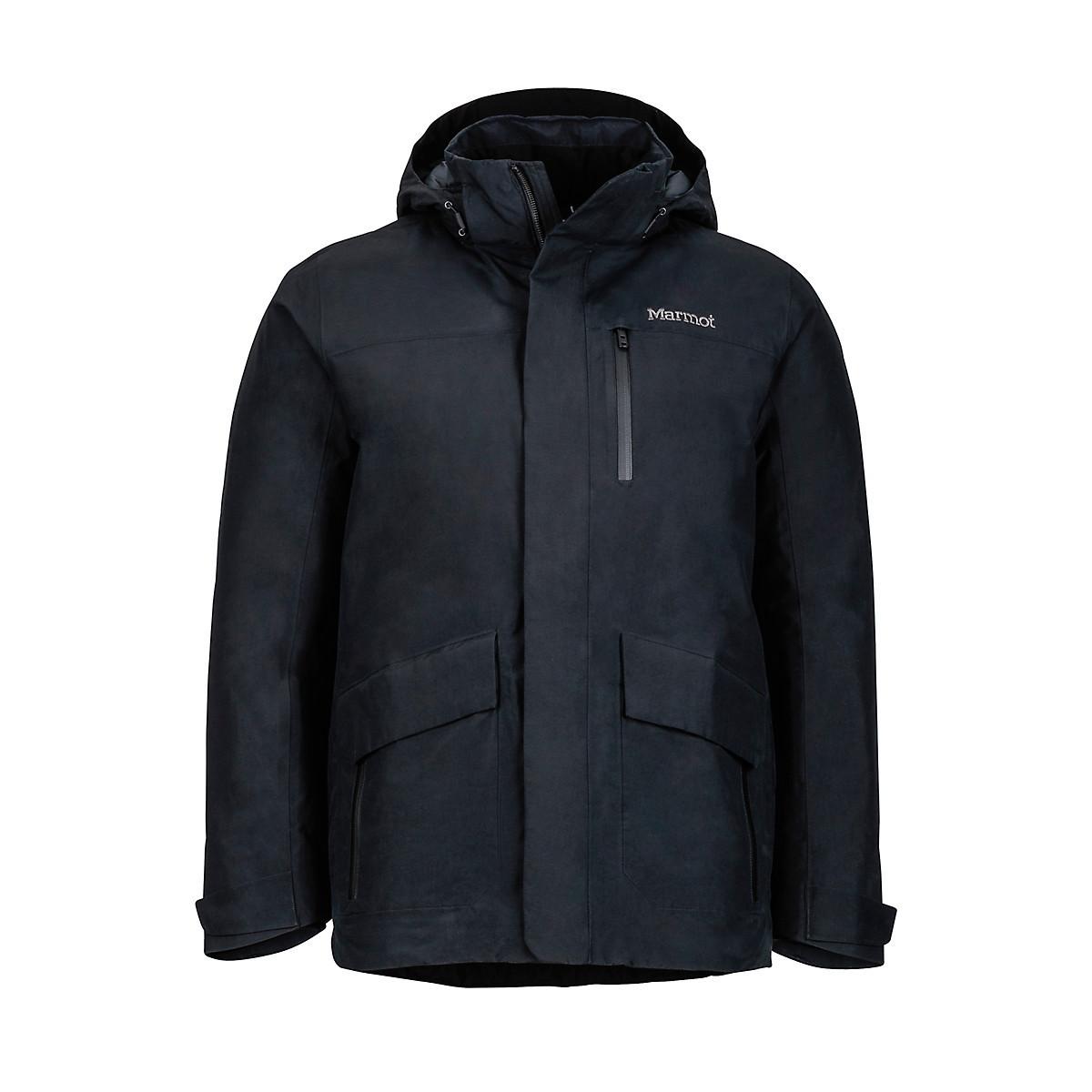 Marmot Men's Yorktown Featherless Jacket - Black, L