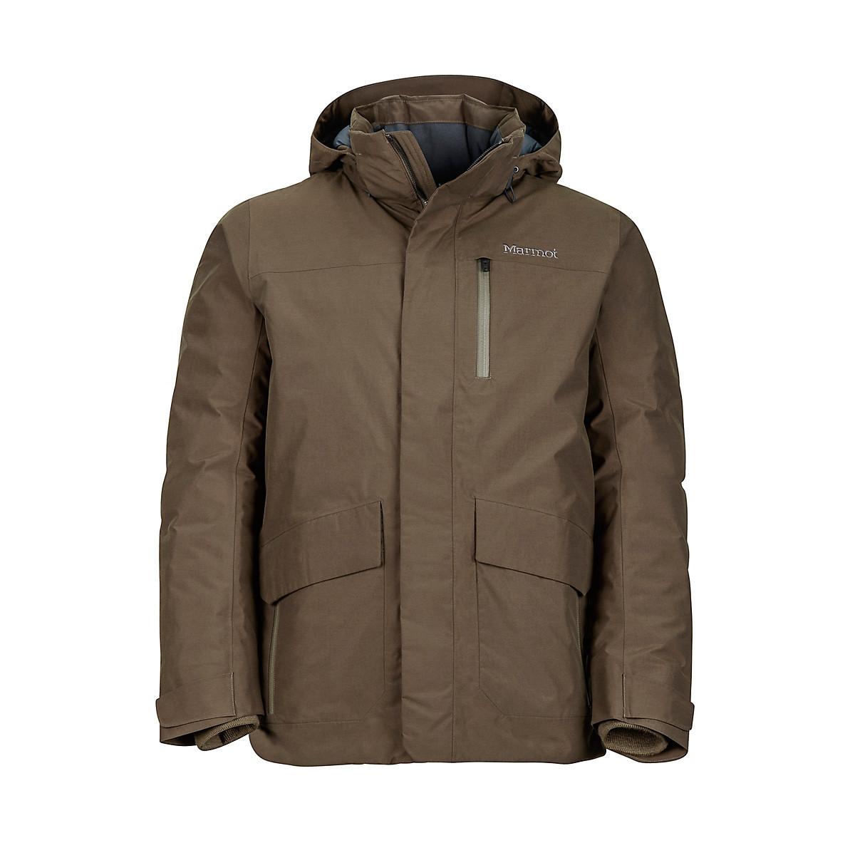 Marmot Men's Yorktown Featherless Jacket - Green, L