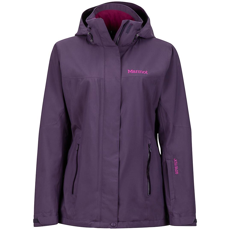 Marmot Women's Palisades Jacket - Purple, M