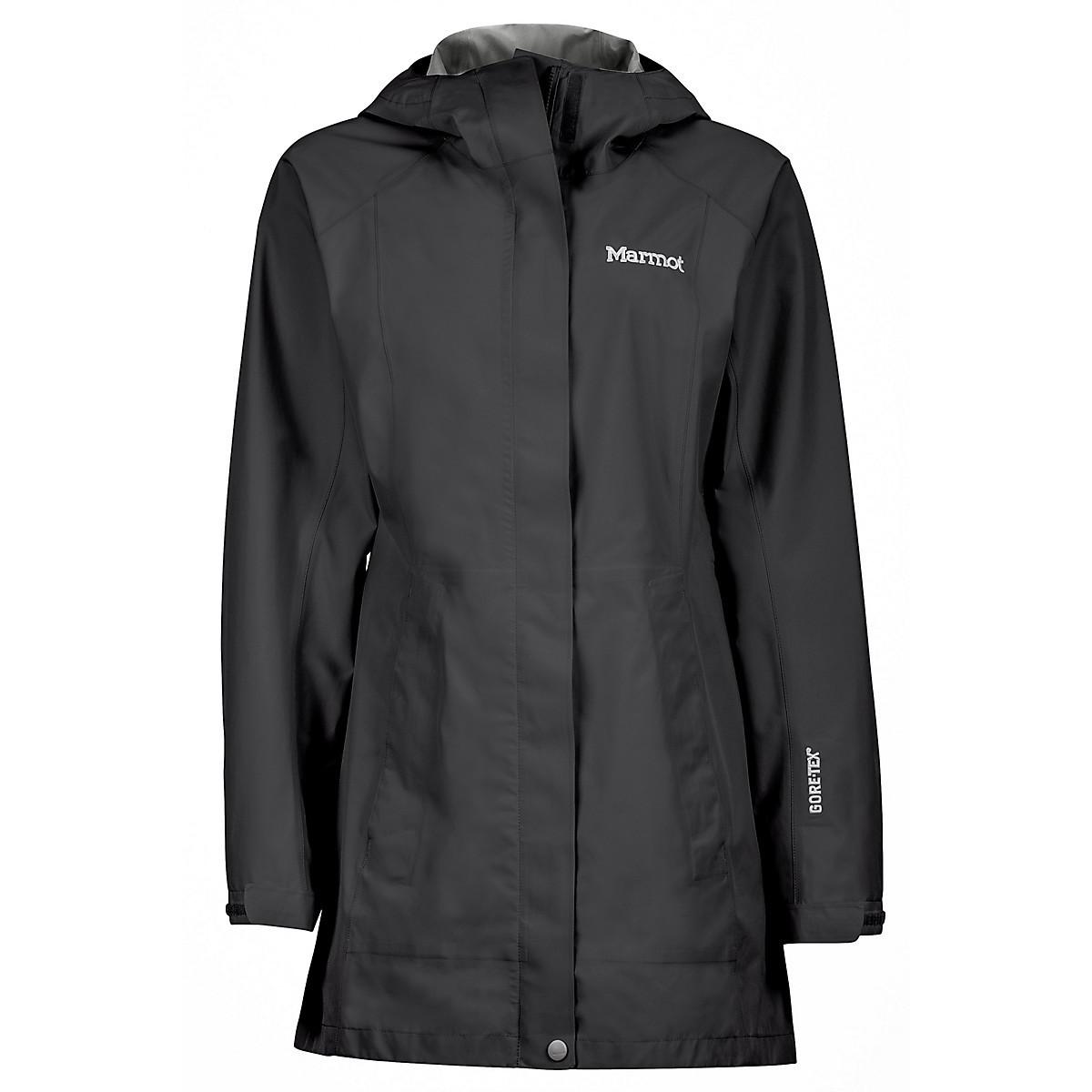 Marmot Women's Essential Jacket - Black, XS