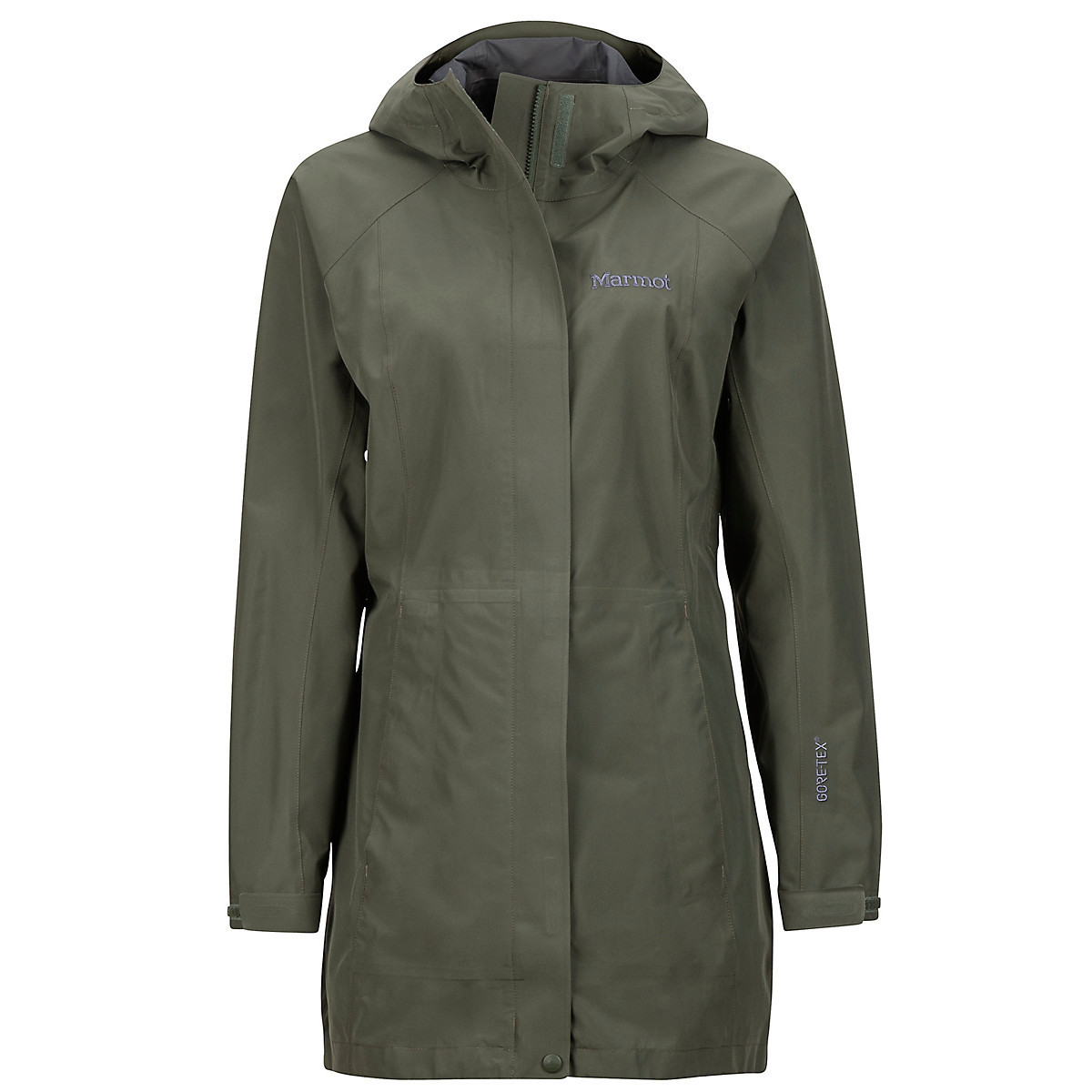 Marmot Women's Essential Jacket - Green, S