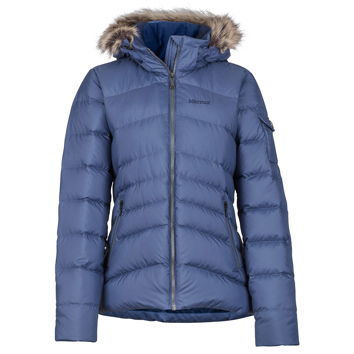 Marmot Woman's Ithaca Jacket - Blue, L