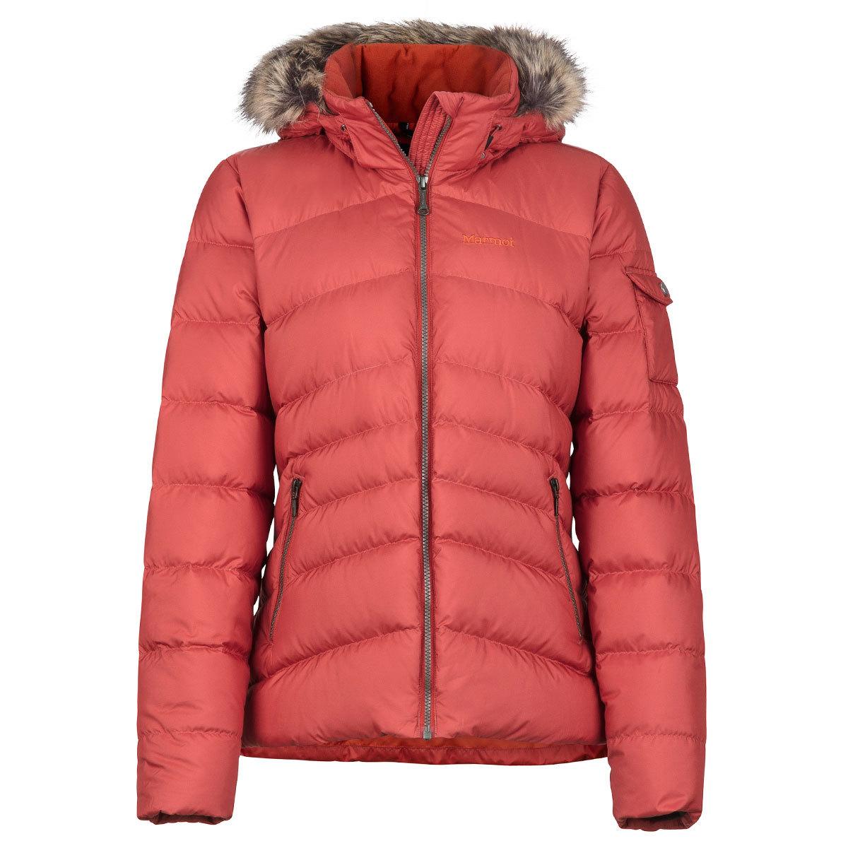 Marmot Woman's Ithaca Jacket - Red, XL