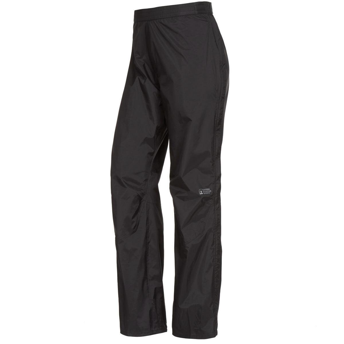 Ems Women's Thunderhead Full-Zip Rain Pants - Black, S/S