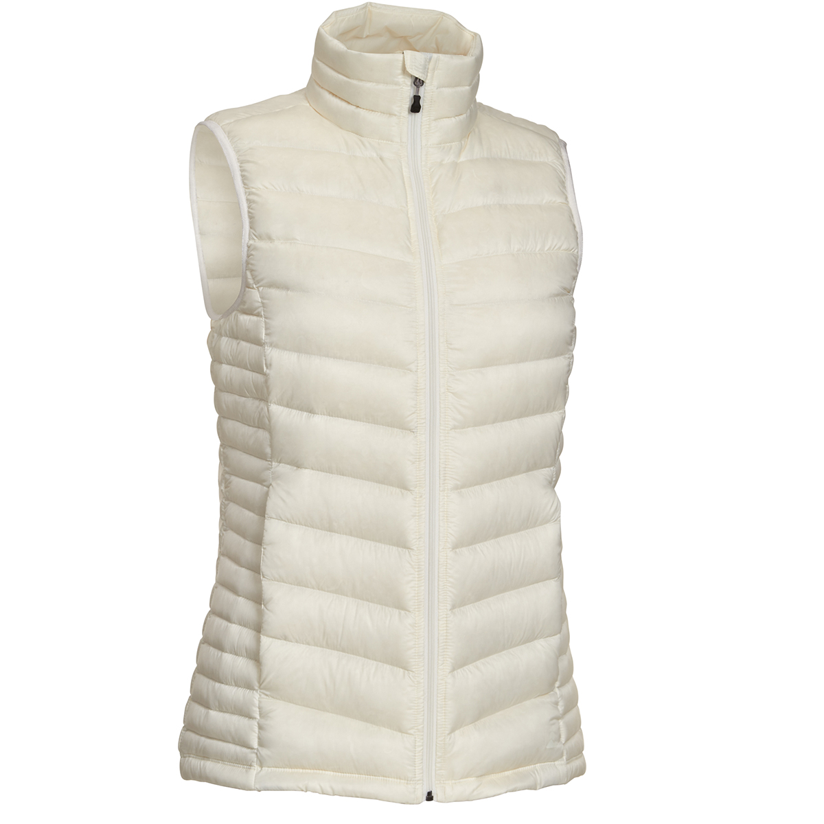 Ems Women's Feather Pack Down Vest - White, XS