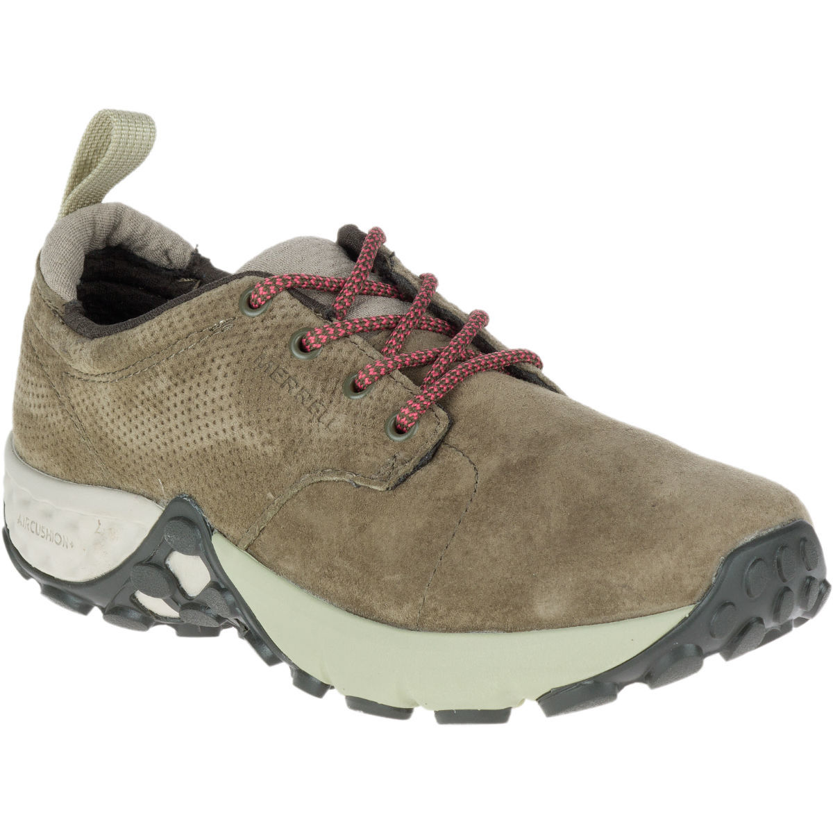 Merrell Women's Jungle Lace Ac+ Hiking Shoes, Dusty Olive - Green, 9.5