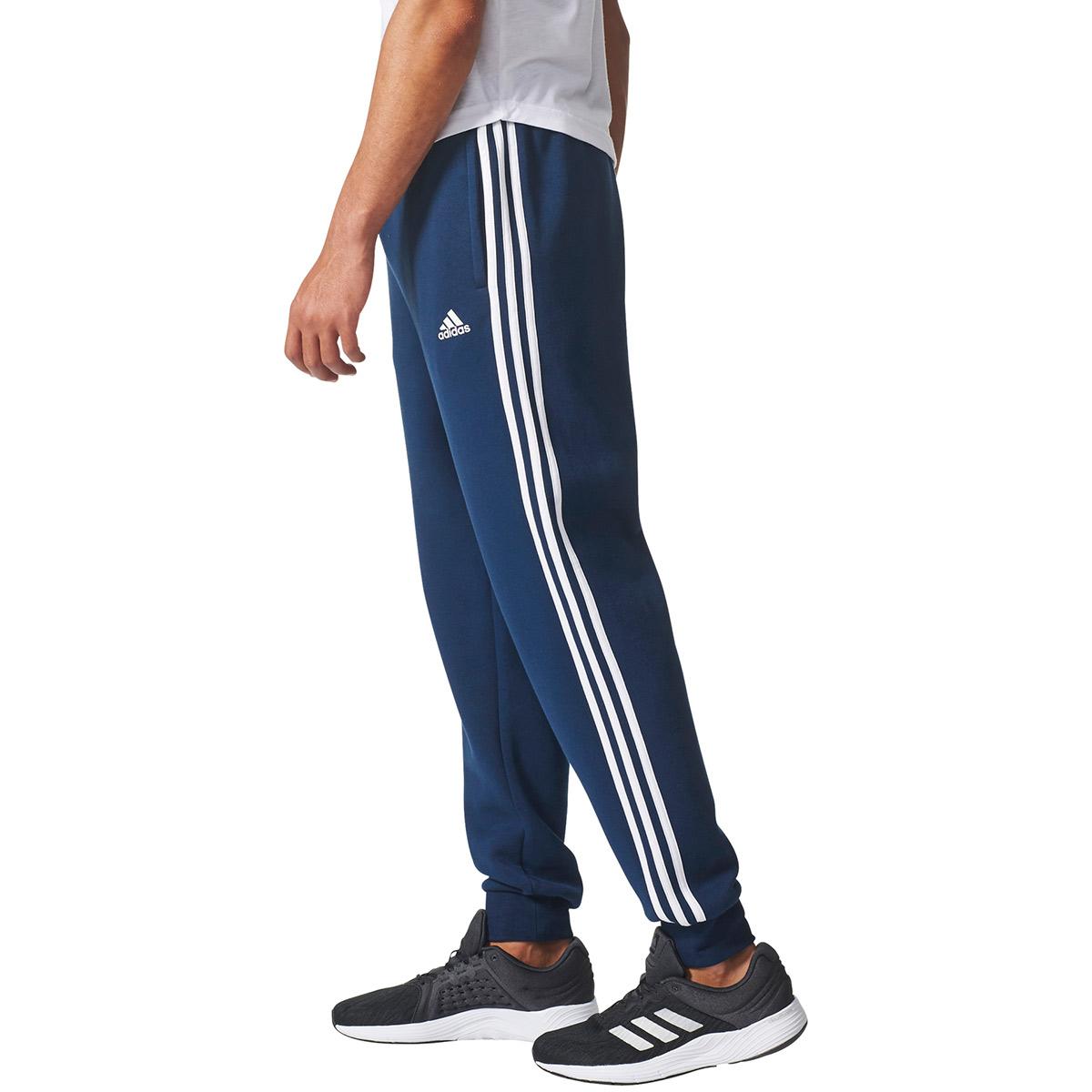adidas Essentials 3 Stripes Hose Herren