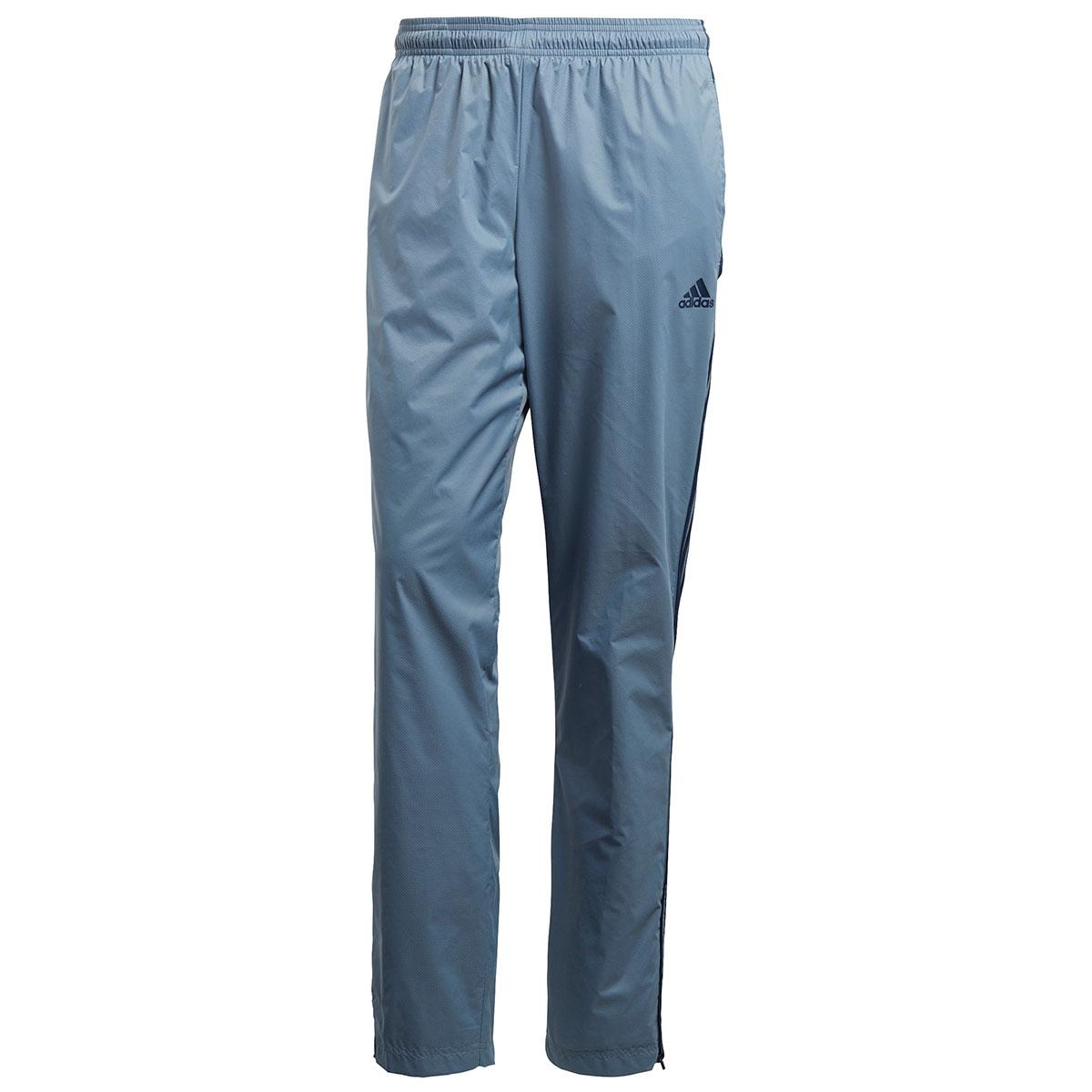 Adidas Men's Essentials 3-Stripe Pants - Black, XXL