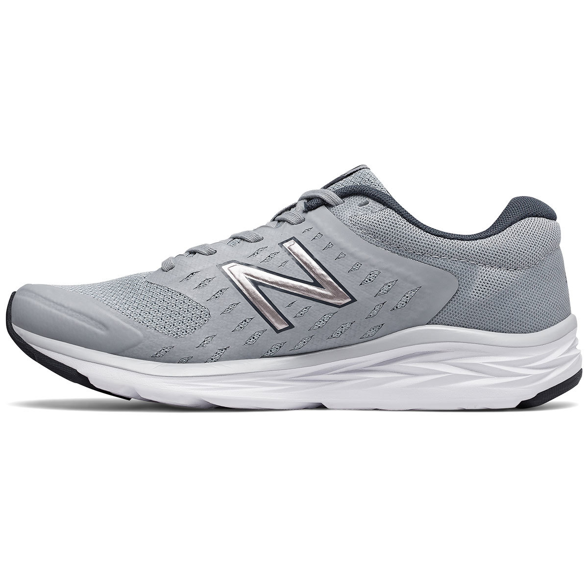 hot sale online 49f30 bb568 NEW BALANCE Women's 490v5 Running Shoes, Silver Mink/Thunder ...