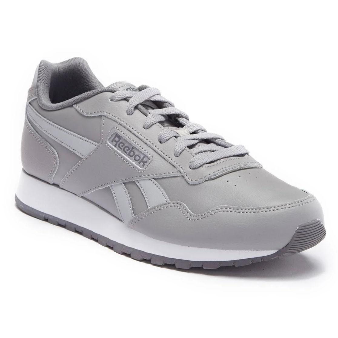 Reebok Men's Classic Harman Running Shoes, White/gum