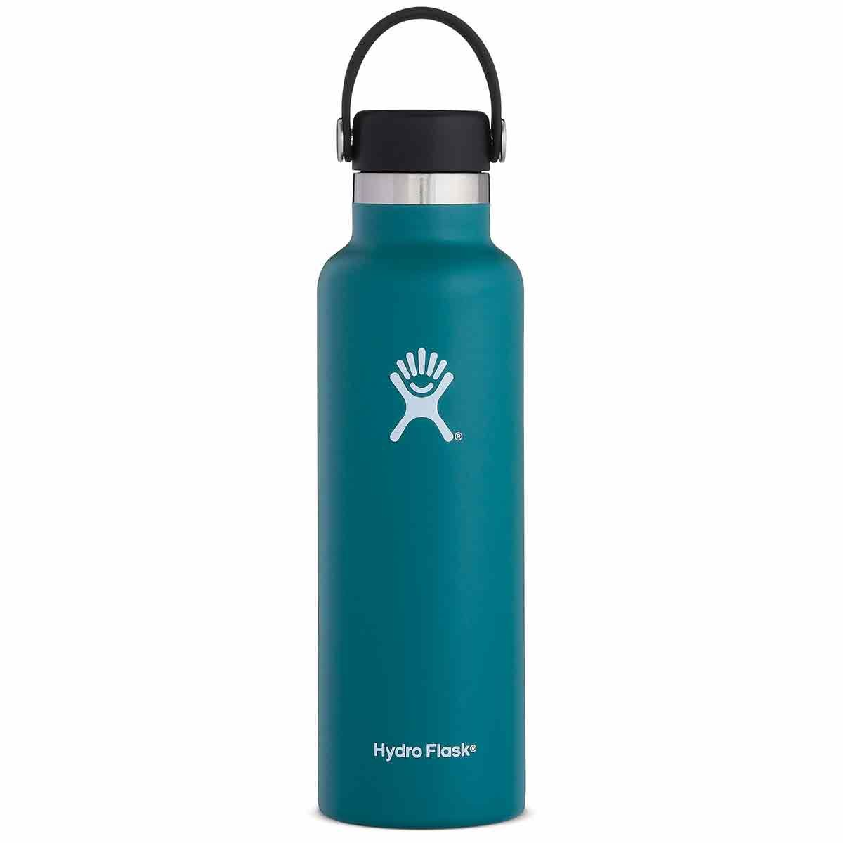 Hydro Flask 21 Oz. Standard Mouth Water Bottle With Flex Cap