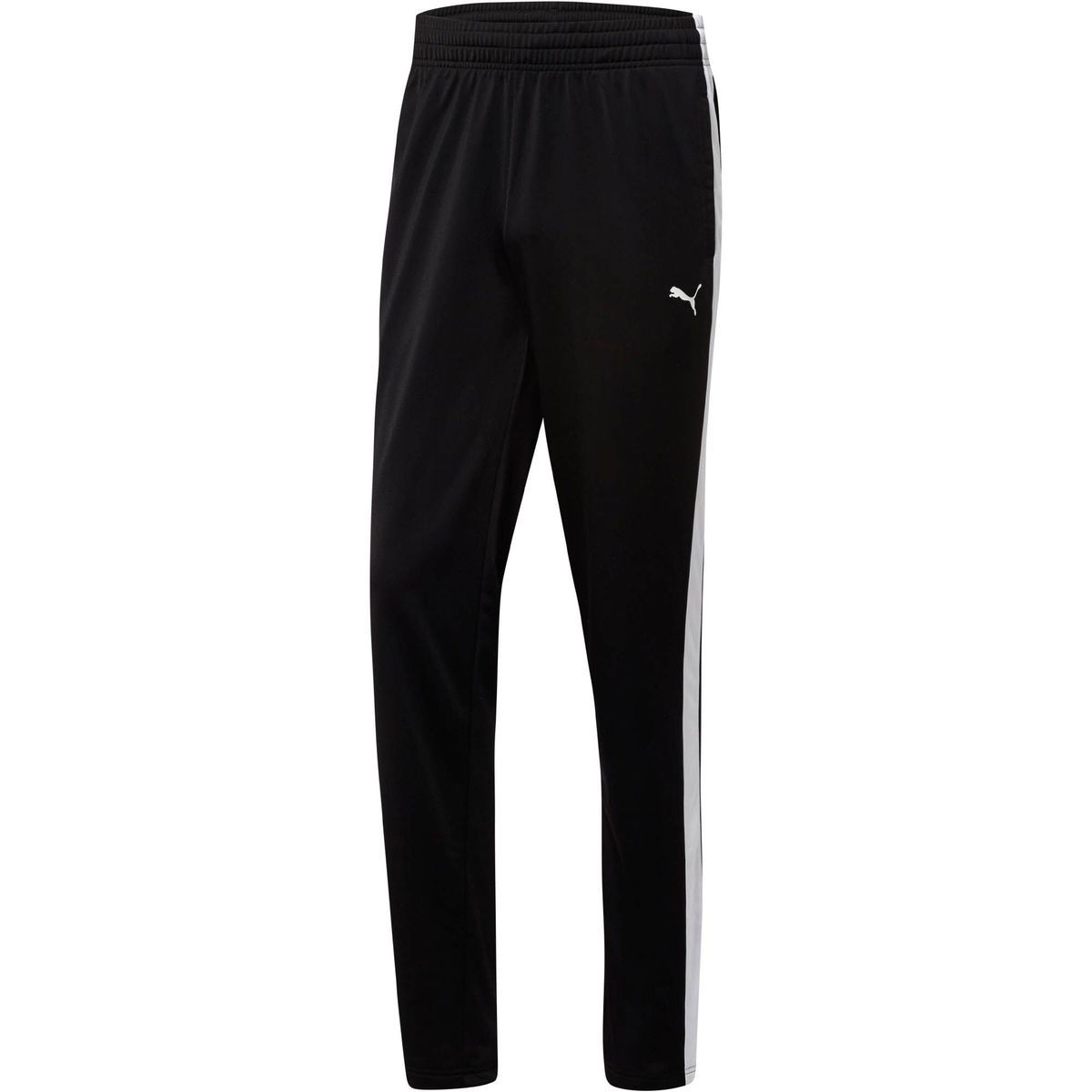 Puma Men's Contrast Open Pant - Black, L