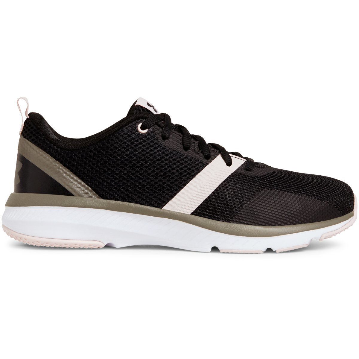 Under Armour Women's Press 2 Cross-Training Shoes - Black, 9