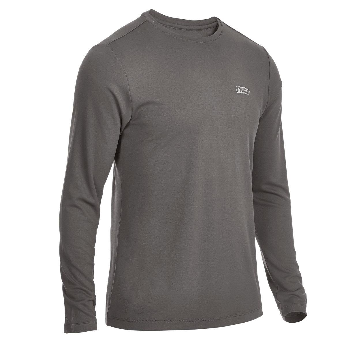 Ems Men's Epic Active Long-Sleeve Shirt - Black, S