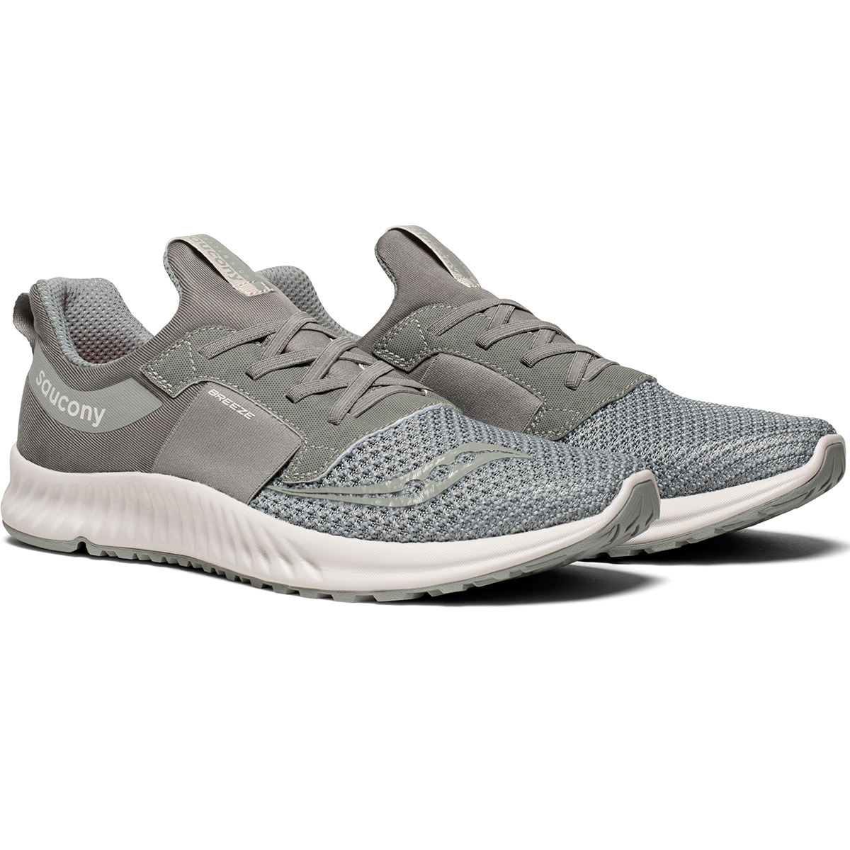 3230eb01 SAUCONY Men's Stretch and Go Breeze Running Shoes - Bob's Stores