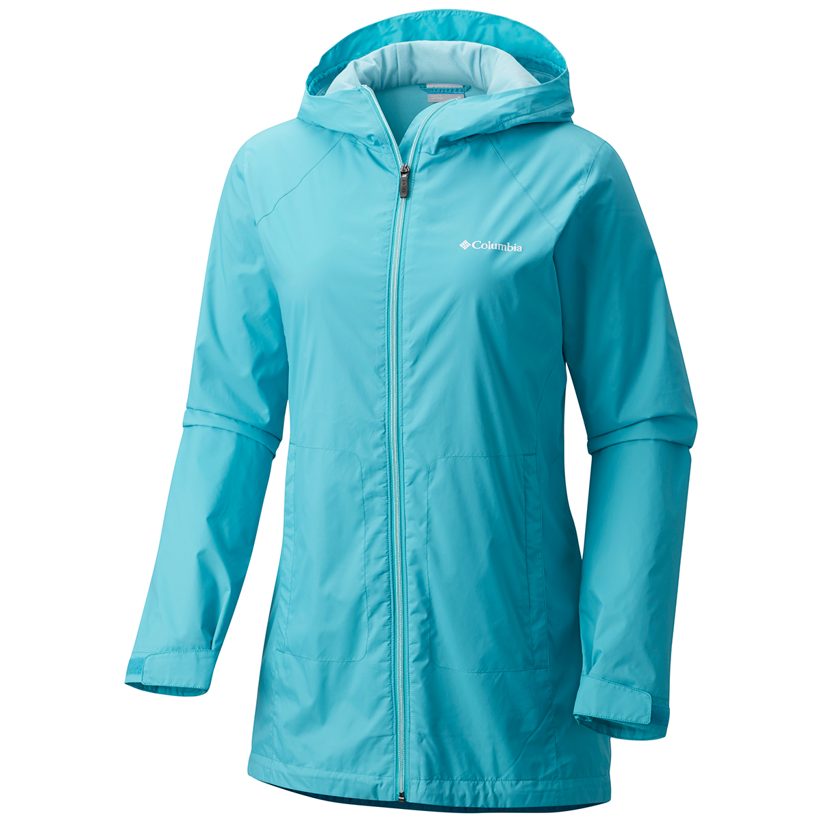 Columbia Women's Switchback Lined Long Jacket - Green, L